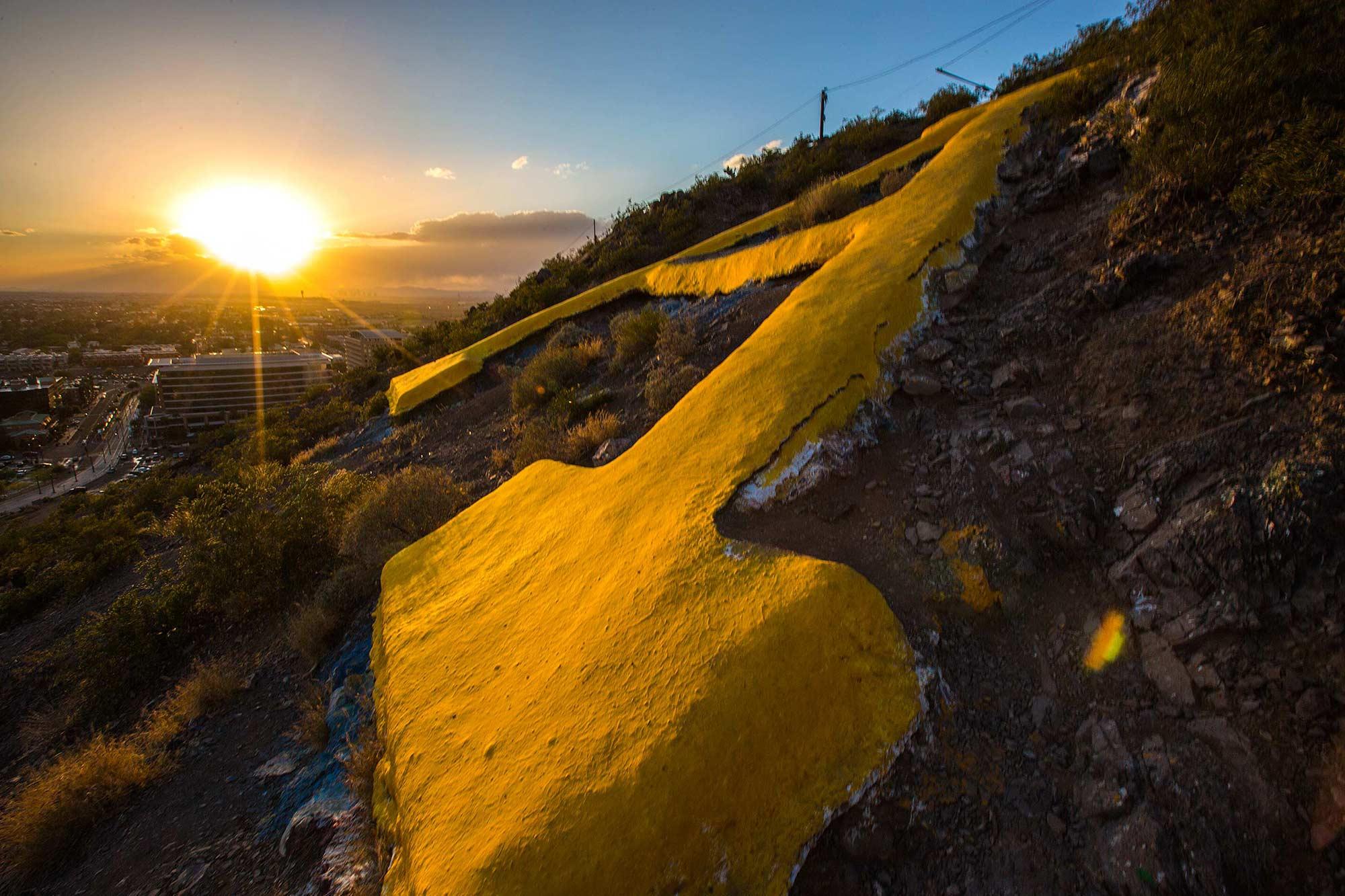 Image of Mountain at Arizona State University